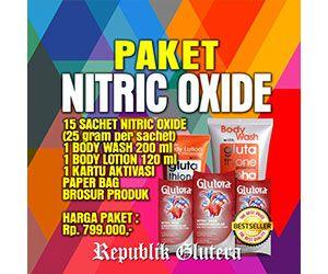 Paket Nitric Oxide